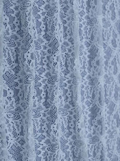 Ivory Elastic Lace-140cm/55