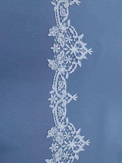 Ivory Lace Trim-3cm-11cm /1,2