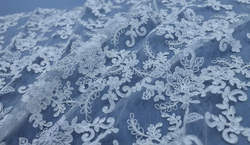 Bridal Fabrics Trends To Watch Out For in 2021